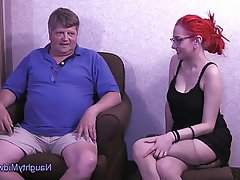 Big Boobs, Creampie, Old and Young