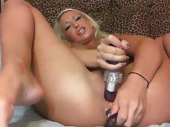 Sex hot blonde dp